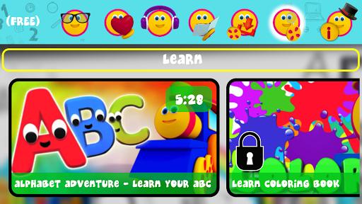 Bob the Train Nursery Rhyme Videos for Kids 1.2 screenshots 4