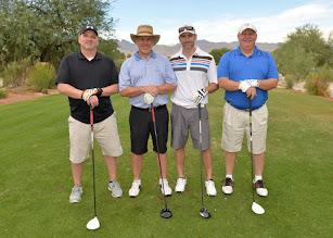 Photo: Mike Miller, Jim Burford, Steve Burford, Rick Franklin