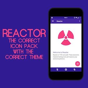 Reactor - Icon Pack (Beta) v1.0.2