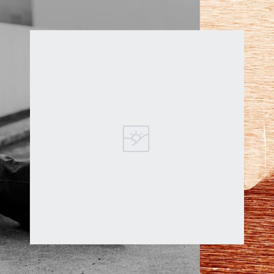Brushed Wood Photo Blank - Instagram Post Template