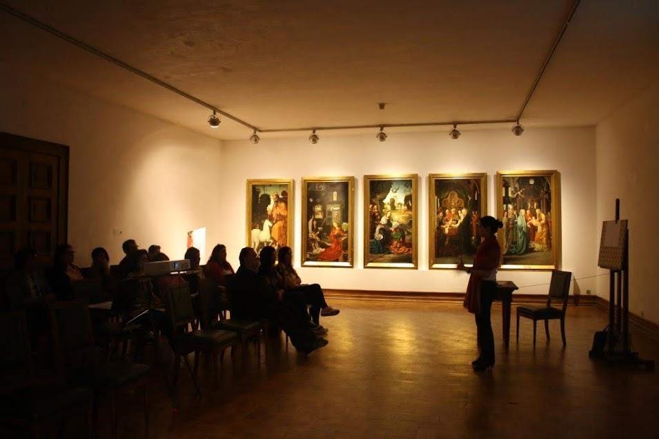 Da pintura se fez música - Museu de Lamego