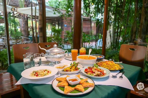 """在峇里島發呆亭中吃美美泰式料理 夜景太網美的""""夜泰美泰式餐廳"""" """