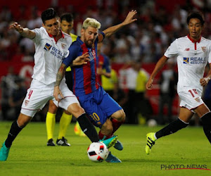 Barcelone vainqueur de la manche aller de la Supercopa