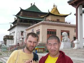 Photo: 2. Monk from Tibet