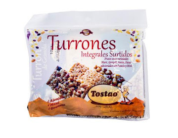 Turron Tostao Delicia