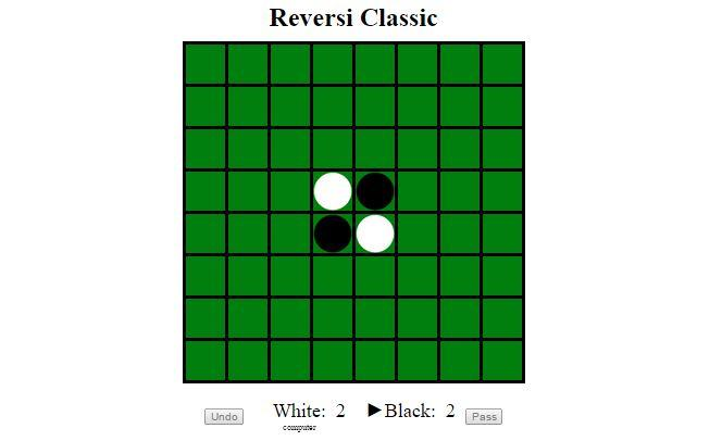 Othello Clasico- screenshot