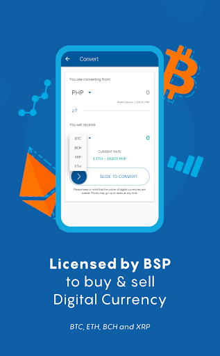 Coins ph Wallet by Coins Asia (Google Play, United States