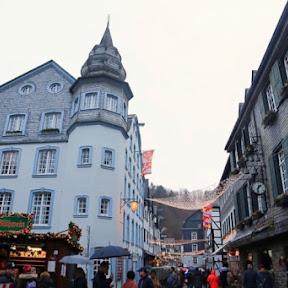 ドイツ西部、秘境の地に隠れた美しい古都モンシャウの魅力