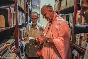 Indradyumna_Swami_Bhaktivedanta_Research_Center