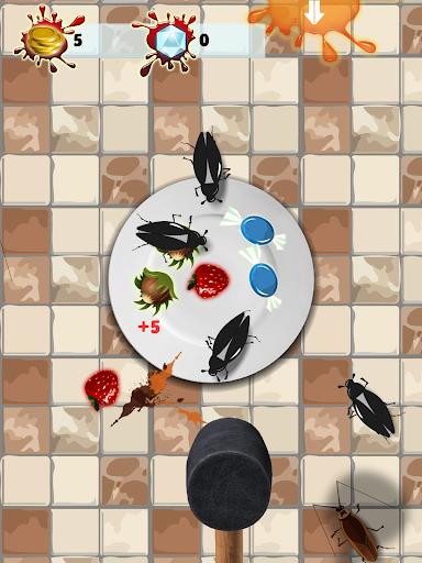 Food Defense - Bug smasher для планшетов на Android