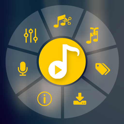 Audio Mp3 All in one Editor-Cut,Merger,Mixer,Tag APK Cracked Download