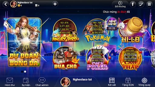 Download Kon CLub: Game Bai Tai Xiu Bau Cua on PC & Mac with AppKiwi