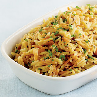Orzo with Brown Butter and Parmesan