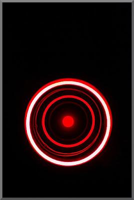 HAL 9000 di Sergio Acerbi