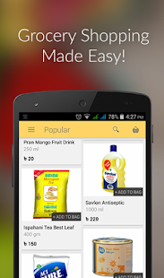 Chaldal: Online Grocery- screenshot thumbnail
