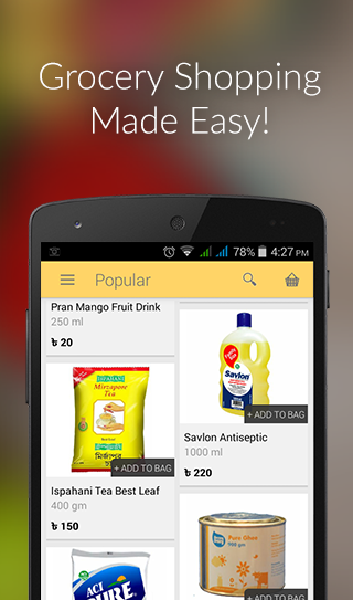 Chaldal: Online Grocery- screenshot
