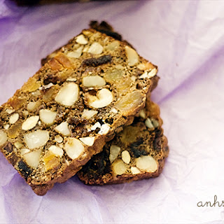 Nut and Dried Fruit Cake.