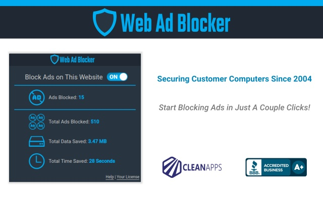 Web Ad Blocker