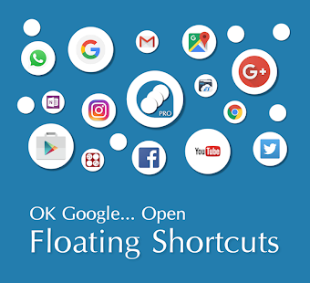 Floating Shortcuts ᴾᴿᴼ | #FloatIt 🎈 Screenshot