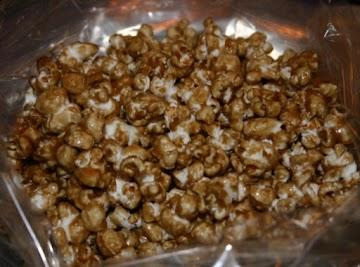 Oven Caramel Corn Recipe