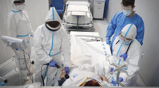 La provincia cierra la semana con dos muertos más por covid y 136 positivos