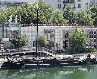 péniche à Paris 12ème (75)