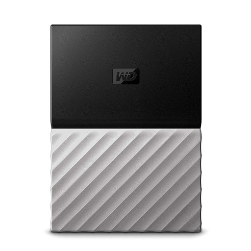 Ổ cứng HDD WD My Passport Ultra 3TB (WDBFKT0030BGY-WESN)