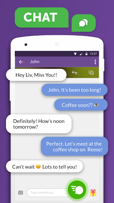 MeetMe: Chat & Meet New People screenshots