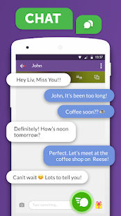 Screenshots of MeetMe: Chat & Meet New People for iPhone