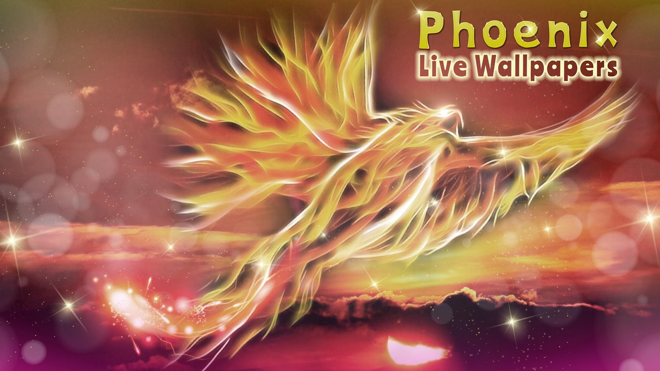 Phoenix Live Wallpapers