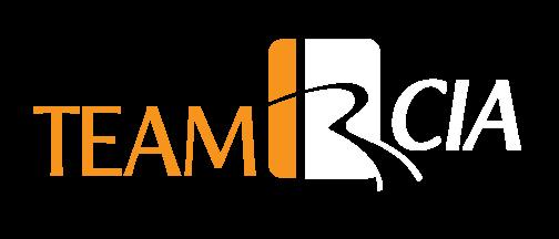 TeamRCIA logo white