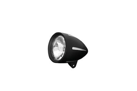 Headlight, black
