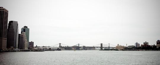 Photo: Brooklyn and Manhattan Bridges