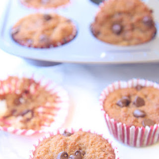 Chocolate Chip Muffin.