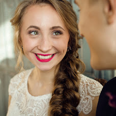 Wedding photographer Vika Mekhovich (mehovich). Photo of 12.01.2016
