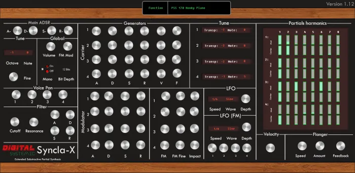 free fm vst synth syncla-x