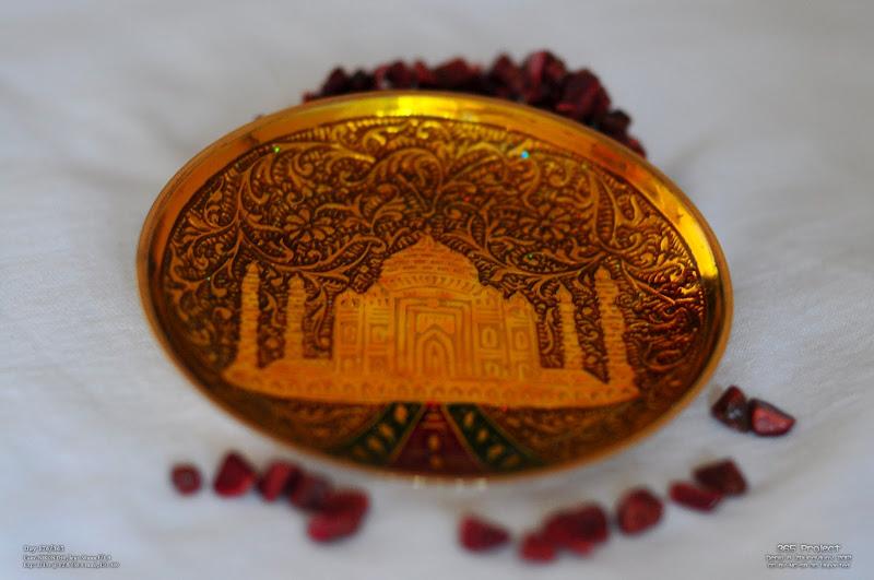 Photo: Golden Plate