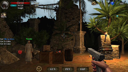 Tomb Hunter Mod Apk Download For Android and Iphone 2