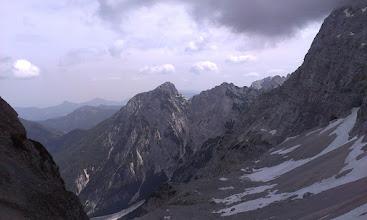 Photo: Pogled proti Veliki Babi v kateri je popularna Nova centralna smer.