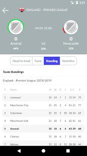 App Soccer Predictions APK for Windows Phone