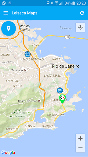lei seca rj - Leiseca Maps 3.2.8 screenshots 1