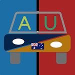 Australia Driver License Icon