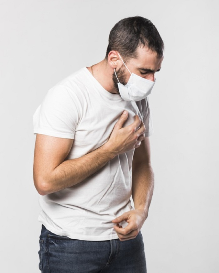 Toser y Contagio de Coronavirus