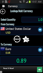 Currency Plus- screenshot thumbnail