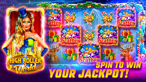 Slots WOW Slot Machines™ Free Slots Casino Game 1.48.3 screenshots 1