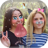 Snap Photo Stickers Editor