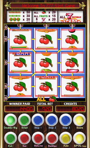 777 Fruit Slot Machine Cherry Master  screenshots 18