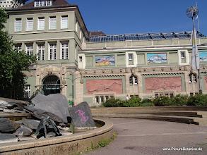 Photo: Eingang Aquarium