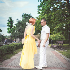 Wedding photographer Oksana Kvitka (OksanaKvitka). Photo of 05.08.2015