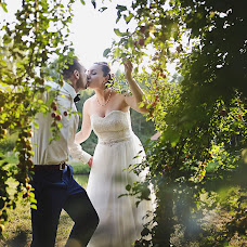 Wedding photographer Anna Kaplita (kaplita). Photo of 17.08.2015